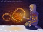 The Little Match Girl by miss-azalis
