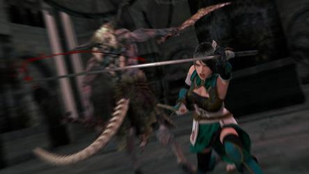 Xingcai battle by waterstars19