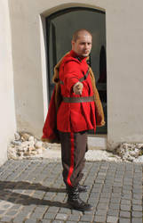 Viktor Krum 1 Cosplay by Xpyro90