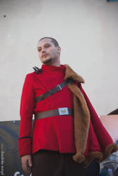 Viktor Krum 3 Cosplay by Xpyro90