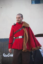 Viktor Krum 4 Cosplay by Xpyro90