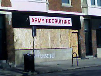MilitaryRecruitingCenter.MKE by comradenadezhda