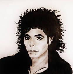 Michael Jackson by Sylvaroth