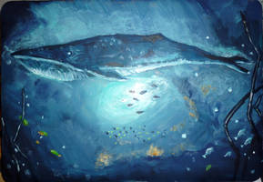 Song of the Sea cover :) by WormholePaintings
