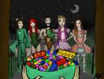 Happy Halloween, Youtube! by PsychoBlight