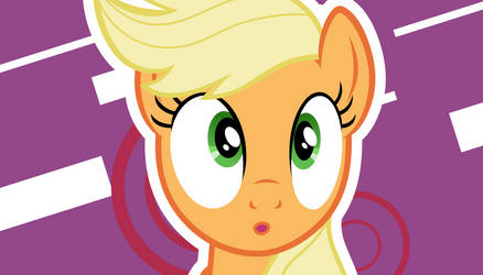 Applejack Vector - Just AJ... by Anxet