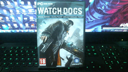Dat watch dogs tho... by Anxet