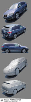 Nissan Pathfinder 2013 by RaMoNVicious