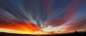 Tuesday Sunrise -Panorama- by AXImagery