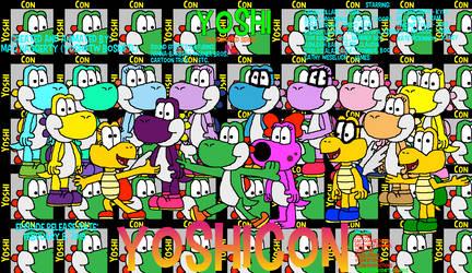 Yoshi TV Series Episode: YoshiCon by macloud34100