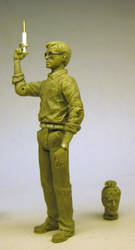Re-Animator  Herbert West figure by Switchum
