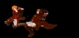 The Weasleys by Hammi89