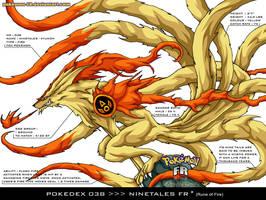 Pokedex 038 - Ninetales FR by Pokemon-FR