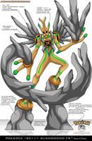 Pokedex 185 - Sudowoodo FR by Pokemon-FR