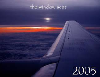 window seat 2005 calendar by zeroskyy