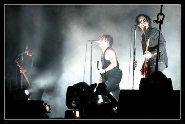 NIN at coachella number 39 by zeroskyy