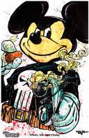 Marvel Mickey by TaylorGarrity