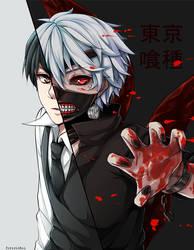 Tokyo Ghoul: Kaneki Ken by ftrp128