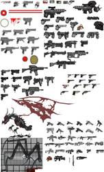 thing thing guns by limpbizkit9001