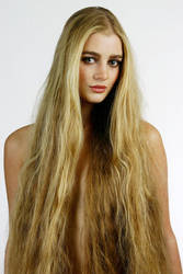 shrouded hair by kresnata