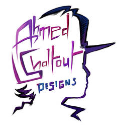 Ahmed Shaltout Designs Logo by amorias