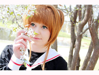 cardcaptor sakura cosplay I by MrRomanchikku