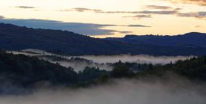 Evening fog by luka567