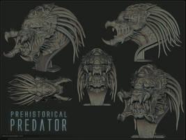 prehistorical Predator by sash4all