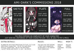 COMMISSIONS [CLOSED] by Ami-Dark