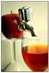Fresh Apple Juice by ahmedwkhan