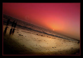 18mm: Sunset by ahmedwkhan
