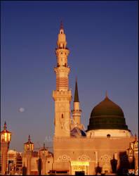 Al-Masjid al-Nabawi by ahmedwkhan