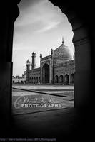 Badshahi Masjid - another view by ahmedwkhan