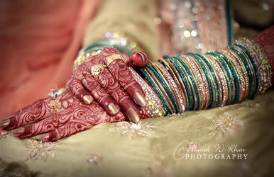 wedding hands - III by ahmedwkhan