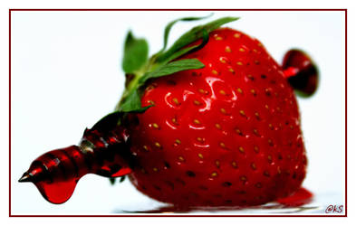.Strawberry.Suicide. by ahmedwkhan