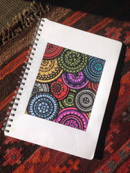 Geometric patterns -small by Ceruleansketchcat
