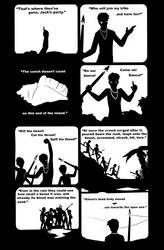 Lord of the Flies comic thing by Ceruleansketchcat