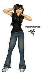 Razer Maniac by MelonieMac