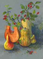 Pumpkins by Last-Valentine