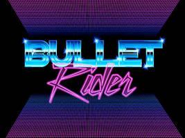 Bulletrider - SciFi Disco Logo by Bulletrider80s