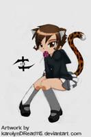 Tania Leopard by KarolynDread115
