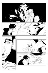 The Following Casework page 15 Inks by LulisLuc