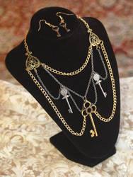 The Keys of Shahrizhai II by Angelic-Artisan