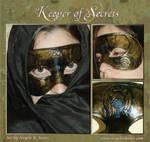 Keeper of Secrets II by Angelic-Artisan
