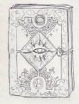 Journal Design - Shining Eye by Angelic-Artisan