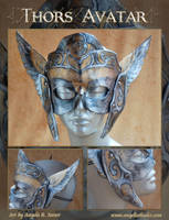 Thor's Avatar Mask by Angelic-Artisan