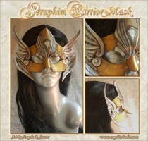 Seraphim Warrior Mask by Angelic-Artisan