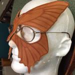 Butterfly Mask for Eyeglass Wearers WiP by Angelic-Artisan
