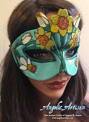 Lady of March's Mask by Angelic-Artisan