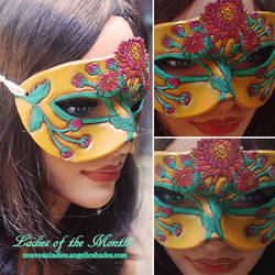November's Mask by Angelic-Artisan